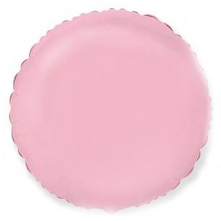 Круг (18''/46 см), розовый