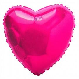 Сердце (18''/46 см), фуше