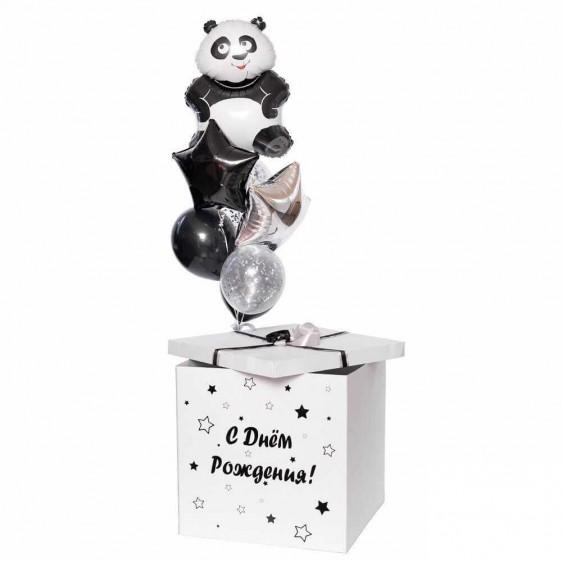 """Готовый сет в коробке """"Панда"""""""