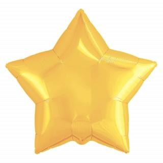 Звезда (18''/46 см), жёлтая