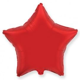Звезда (18''/46 см), красная