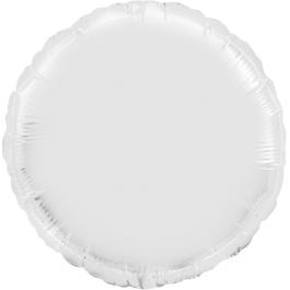 Круг (18''/46 см), белый