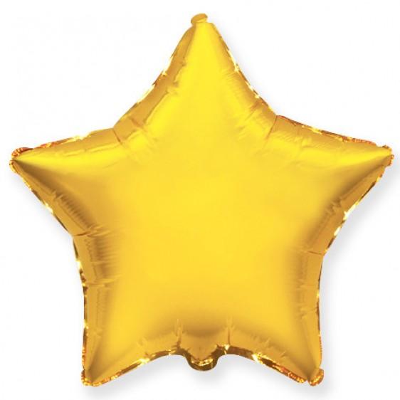Звезда (18''/46 см), золото