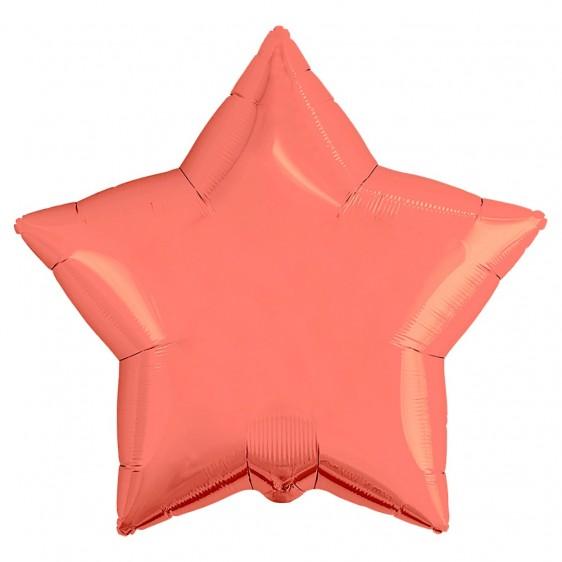 Звезда (18''/46 см), коралловый