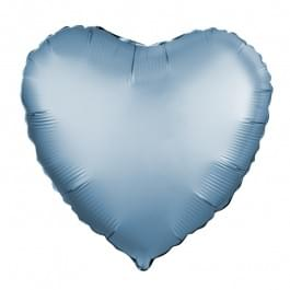 Сердце (18''/46 см), сталь (сатин)