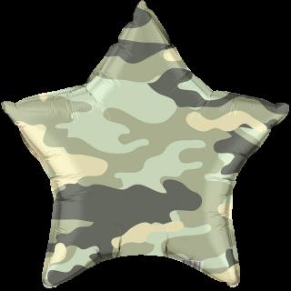 Звезда (18''/46 см), камуфляж