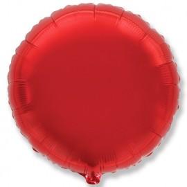 Круг (18''/46 см), красный