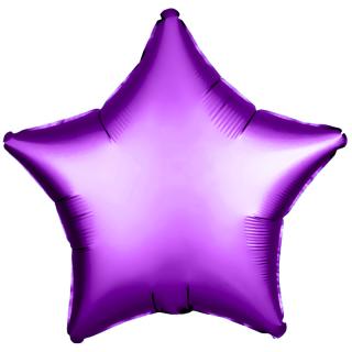 Звезда (18''/46 см), фиолетовая