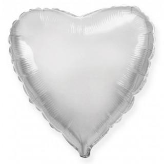 Сердце (18''/46 см), серебро