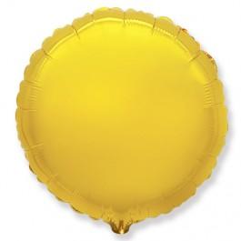 Круг (18''/46 см), золотой
