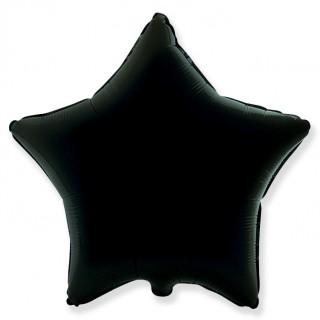 Звезда (18''/46 см), чёрная