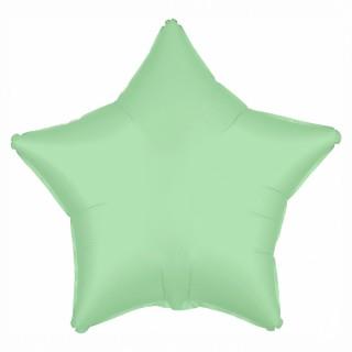 Звезда (18''/46 см), мятный (сатин)