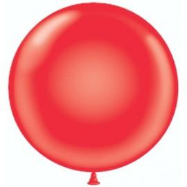 Красный (36''/91 см), пастель