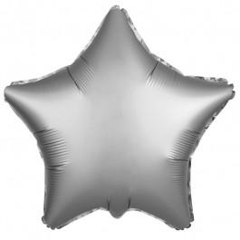 Звезда (18''/46 см), платина (сатин)
