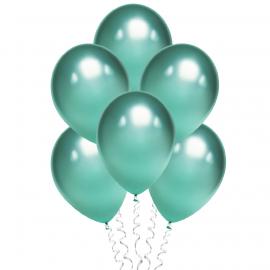 Зелёные (12''/30 см), хром