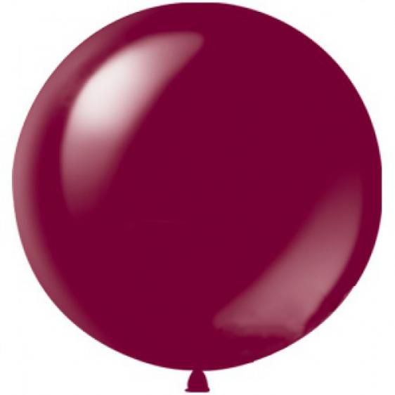 Бордовый (36''/91 см), пастель
