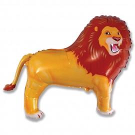 Лев (33''/84 см), коричневый