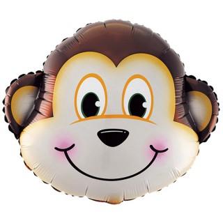 Большая голова обезьянки (34''/86 см)