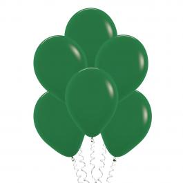 Зелёные (12''/30 см), пастель