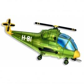 Вертолёт зелёный (38''/97 см)