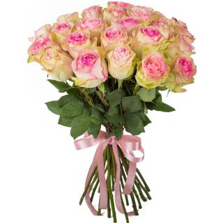 """Букет из 25 роз """"Эсперанс"""" (Эквадор)"""