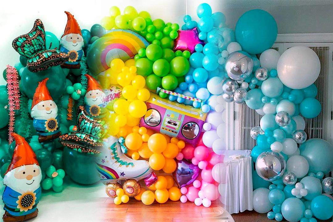Фото идеи для оформления праздника